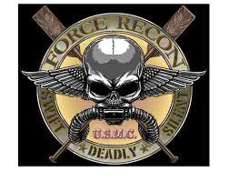 Usmc Force Recon Memorial American Military Car Window Decals Vinyl Stickers Mc Artwork Decals