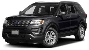 2016 ford explorer base 4dr front wheel