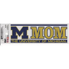 Cdi University Of Michigan Mom Decal Inside Application