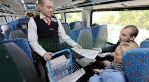 Cestující se mohou těšit na mini bary i nabídku denního tisku ve vlacích -  Šumpersko.NET
