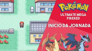 Pokemon Ultimate Mega Fire Red Download, Informations & Media ...
