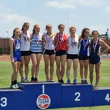 Harding Track at TSSAA State Championship — Harding Academy of Memphis