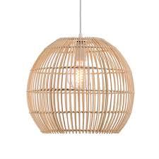 verve design pallida bamboo pendant