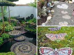 23 diy stepping stones to brighten any