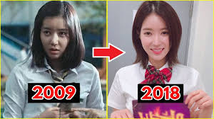 im soo hyang evolution 2009 2018