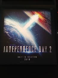 First Independence Day 2 Poster Features Planetary Peril
