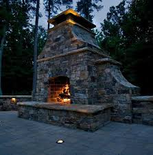 ask when installing your outdoor fireplace