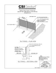 Fillable Online From Autocad Lt Drawing 30 In Silt Fence Fax Email Print Pdffiller