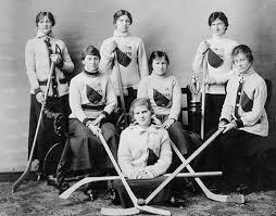 Canadian women's ice hockey history - Wikiwand