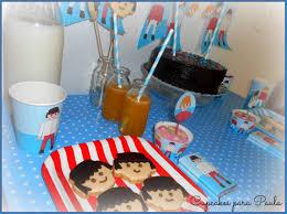 Cumpleanos Playmobil Cupcakesparapaula