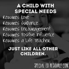 quotes about teaching special needs quotes