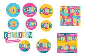 Invitacion Club57 Logo Con Tu Nombre Sticker Lamina Tarjeta