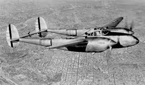 AVIÕES MILITARES: Lockheed P-38 Lightning