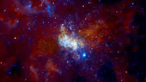 Resultado de imagen de El centro galáctico