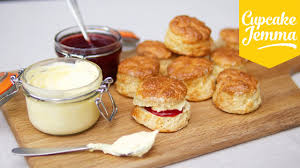 How to make perfect English Scones ...