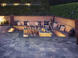 outdoor fire pits design