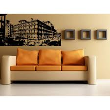 Shop Philadelphia Skyline City Wall Art Sticker Decal Free Shipping On Orders Over 45 Overstock 11193627