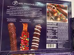mrs prindables caramel pretzel rods