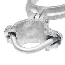 Chain Link 1 5 8 X 3 2 7 8 Od Drop Fork Latch Gate Assembly Gate Fork Latch Galvanized Cast Steel Chain Link Fittings