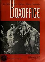 boxoffice january 13 1951