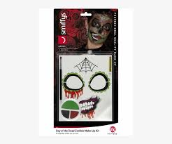 face painting s zombie make up