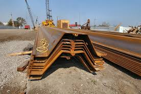 all you need to know about sheet piling