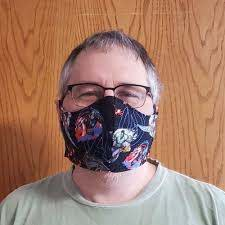 Cloth Face Masks With Ties-pick your ...