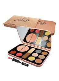 makeup kit including eyeshadow