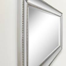 boland rectangle beaded beveled accent