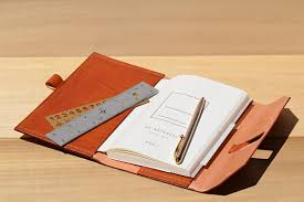 leather journal notebook cover