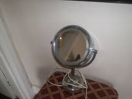 no7 illuminated 2 sided mirror 1 side