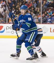 Adam Gaudette - Adam Gaudette Photos - Edmonton Oilers v Vancouver Canucks  - Zimbio