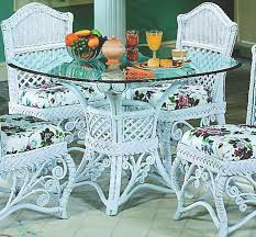 gazebo rattan dining table and 42 inch