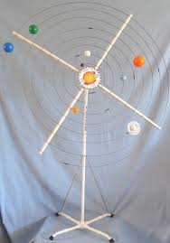 starwaders portable solar system model