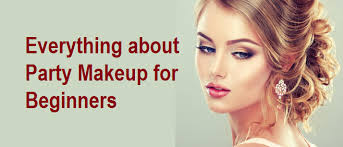 party makeup for beginners