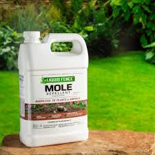 Liquid Fence 1 Gal Concentrate Mole Repellent Hg 70167 1 The Home Depot