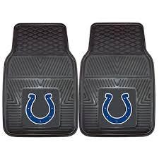Official Indianapolis Colts Car Accessories Colts Decals Indianapolis Colts Car Seat Covers Nflshop Com