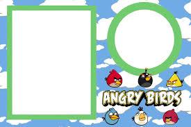Kit Angry Birds Para Decorar Fiesta Tematica Todo Peques