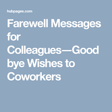 funny goodbye wishes