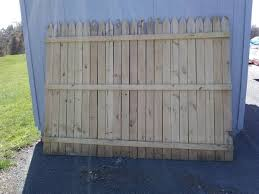Pressure Treated Fence Panels 20 Red Hill Materials For Sale Allentown Pa Shoppok