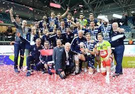 International men: Aaron Russell, Trentino win CEV Cup