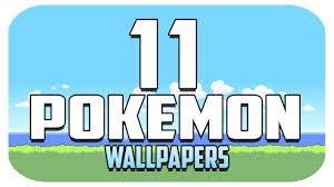11 best pokemon wallpaper engine