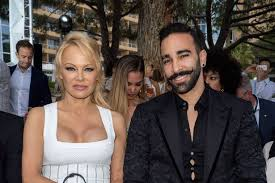 Pamela Anderson 'used to have sex with Adil Rami 12 times a night' - Mirror  Online