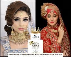 asian bridal make up artist