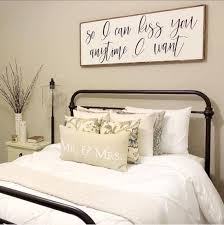 So I Can Kiss You Anytime I Want Bedroom Sign Wedding Sign Etsy
