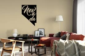 Nevada Wall Decal Small Large Removable Vinyl Wall Decals Of Nevada State Nevada Car Decal Ne Removable Vinyl Wall Decals Vinyl Wall Decals Wall Decals