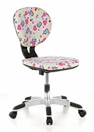Hjh Office 670270 Childrens Desk Chair Swivel Chair Computer Chair Kids Room Billy Kid Motif Mesh Fabric For Children Ergonomic Back Height Adjustable Office Task Study Chair Home Stool Armless With Soft Bottom