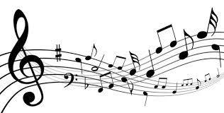 Glazbene note