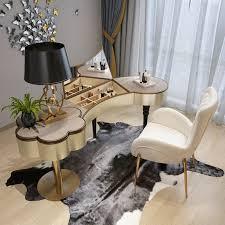 bedroom makeup vanity table with mirror