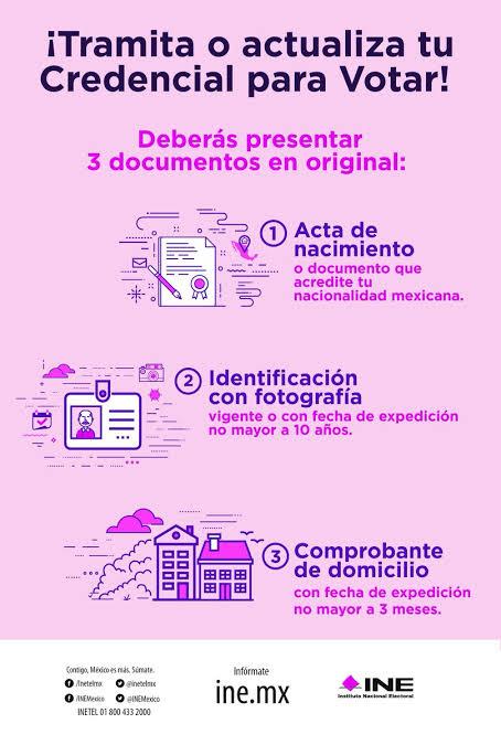 Busca INE renovar más de 8 mil credenciales sin vigencia en Veracruz